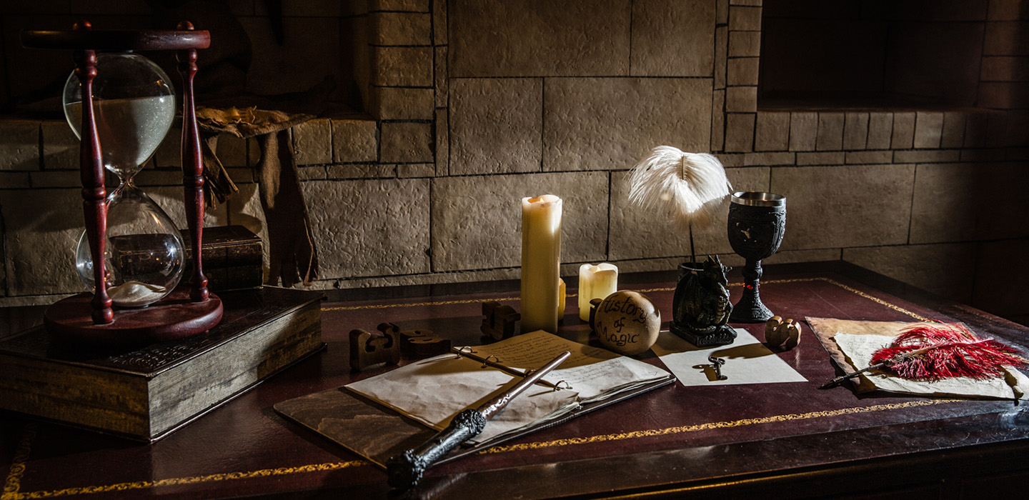 Escape Rooms Witchcraft And Wizardry